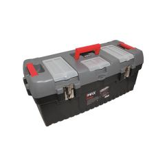 Tool Box with Tray - 26""