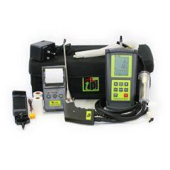 TPI 709R Flue Gas Combustion Efficiency Analyser Kit 1