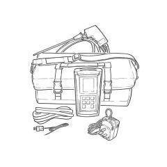 TPI 709R Flue Gas Combustion Efficiency Analyser Kit