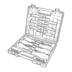 Tried + Tested Screwdriver Set - 27 Piece