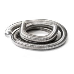 Triplelock Gas Flue Liner Pack with Terminal - 125mm