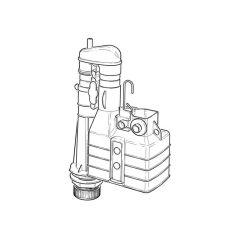 Turbo 88 Adjustable Syphon