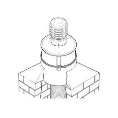 Uniterm Type B - Schiedel - Triplelock