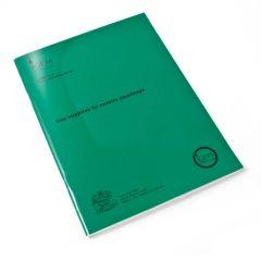 General Procedure IGEM/G/6