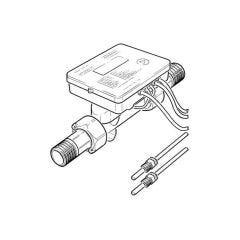 "VHU20 Ultrasonic Heat Meter Kit - DN20 3/4"" BSP M"