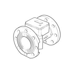 "VHU65 Ultrasonic Heat Meter - DN65 2.1/2"""