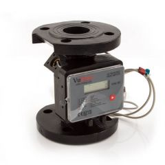 "VHU80 Ultrasonic Heat Meter - DN80 3"""