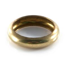 Collapsible Washer - Brass