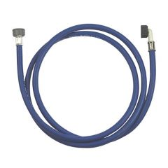 "Washing Machine Inlet Hose - 3/4"" x 2.5m Blue"