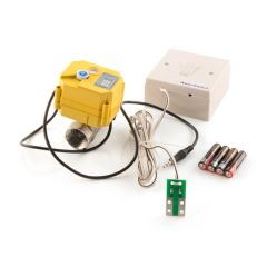 Watersafe' Remote Water Mains Switch & Leak Detector