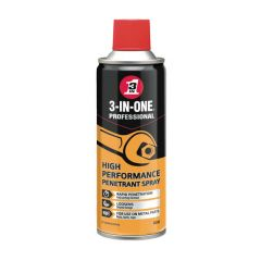 3-In-One High Performance Penetrant Spray - 400ml