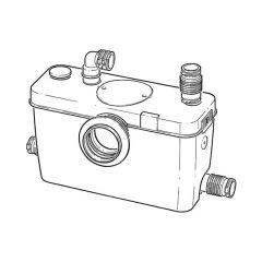Wilo HiSewlift 3-35 Macerator