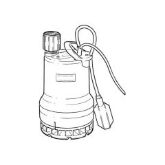 Wilo TMW 32/11 Submersible Drainage Pump with Twister