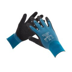 Wonder Grip® - Aqua Gloves (WG318) Large Pair