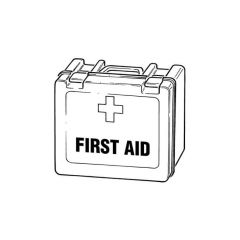 Workplace First Aid Kit - Medium
