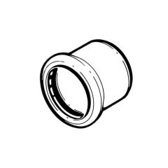 Xpress Stainless Stop End - 28mm