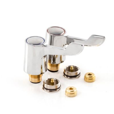 "Basin & Kitchen Lever Tap Reviver - 1/2"" Pair"