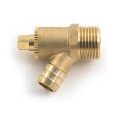 """Drain Cock Type A - 1/2"""" BSP Brass"""