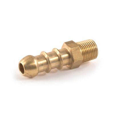 """Fulham Gas Hose Nozzle - 1/2"""" BSP TM x 10mm"""
