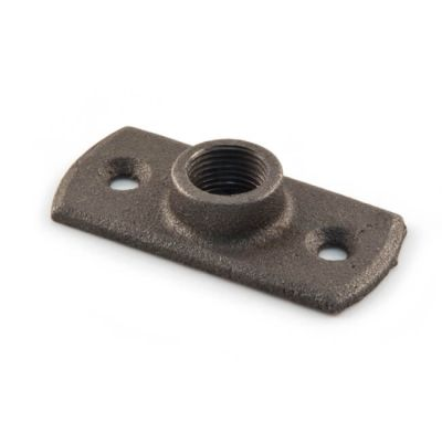 "Backplate - 1/4"" BSP Female Iron"