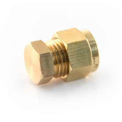 WADE Compression Stop End - 1/4""