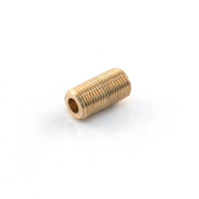 Brass Threaded Close Taper Nipple - 1/8""
