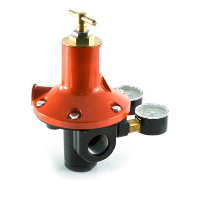 Clesse Propane High Pressure Regulator - 150 kg/hr
