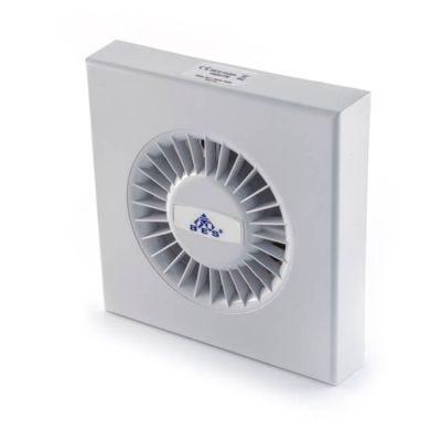 100 mm - Fan With Humidistat & Timer - Wall Fan