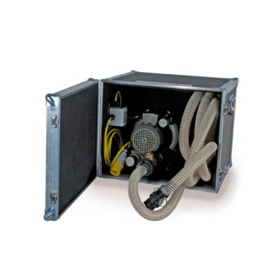 Fan Purge Unit, Gas to Air - 150mm 110V