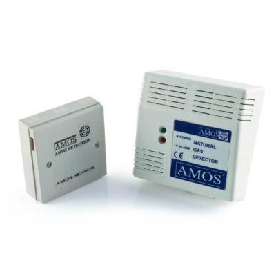 Amos Natural Gas Alarm 12V - Remote Sensor