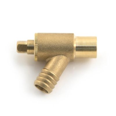 Drain Cock Type A - 15mm Brass