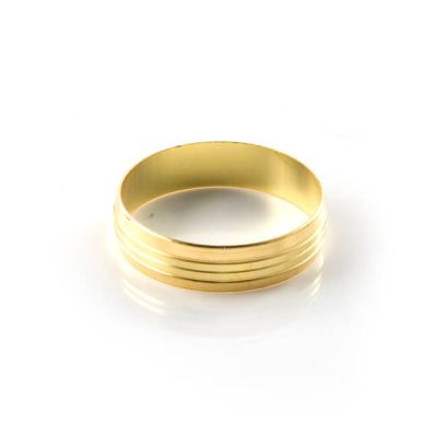 Brass Olive Compression UK - 15mm