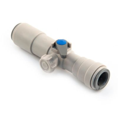 JG Speedfit Double Check Valve with Stop Valve 15mm