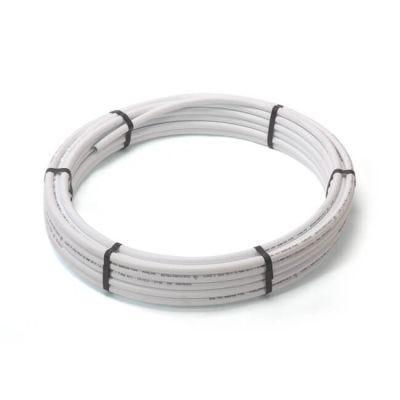 Qual-PEX Plastic Barrier Pipe Coil - 15mm x 50m White