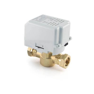 Drayton Motorised Zone Valve - 2 Port 22mm