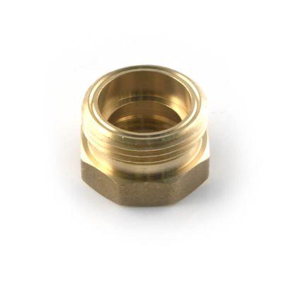 """Gas Meter Adaptor - 1"""" BS 746 F x 1.1/4"""" BS 746 M"""