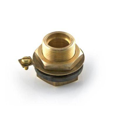 """Semi-Concealed Meter Box Adaptor 1"""" BS 746 M x 3/4"""" BSP"""
