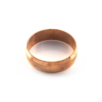Copper Olive Compression UK - 22mm