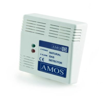 Amos Natural Gas Alarm 240V - Integral Sensor