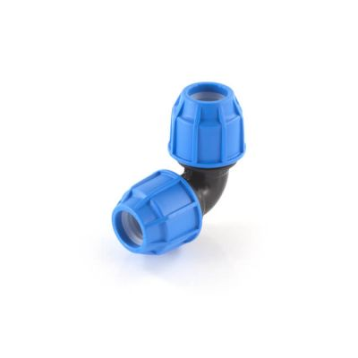 FloPlast Below Ground Elbow - 25mm MDPE