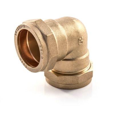 DZR Compression Elbow - 28mm