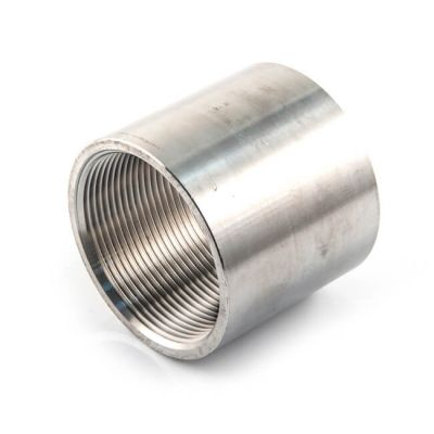 "Screwed Stainless Steel Full Socket - 2"" BSP"