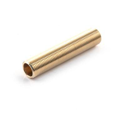 "Brass Threaded Running Nipple - 3/4"" x 4"" BSP P"