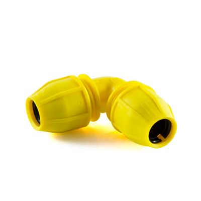 Philmac® Elbow - 32mm Yellow MDPE