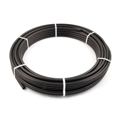 MDPE Black Mains Water Pipe - 32mm x 50m