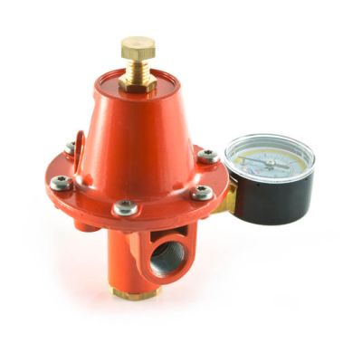 Clesse Propane High Pressure Regulator - 40 kg/hr