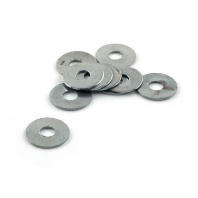 "Steel Repair/Penny Washer - 6mm (1/4"") Pack of 10"