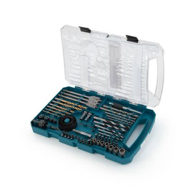 75 Piece Drill Bit & Saw Set - Makita®