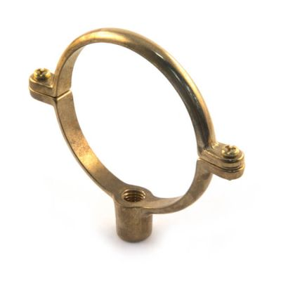 Munsen Ring Clip - 76mm Tapped M10 Brass