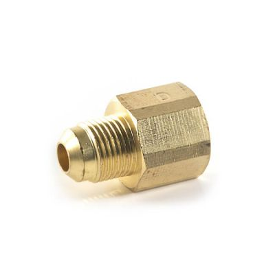 "Male Flare Adaptor - 8mm x 1/4"" BSP TF"